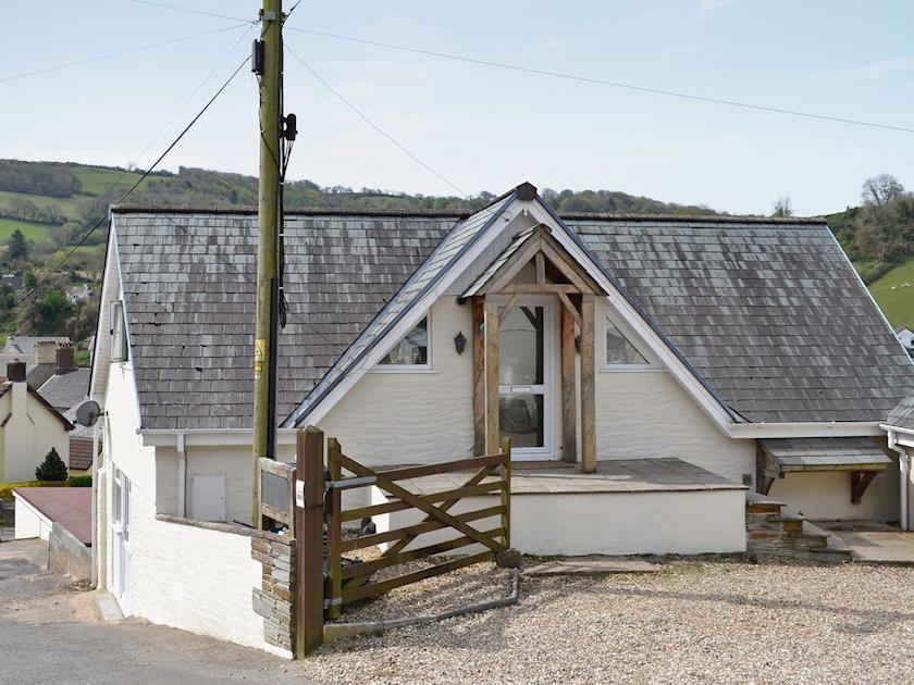 Exterior | Silver Cottage, Combe Martin, near Ilfracombe