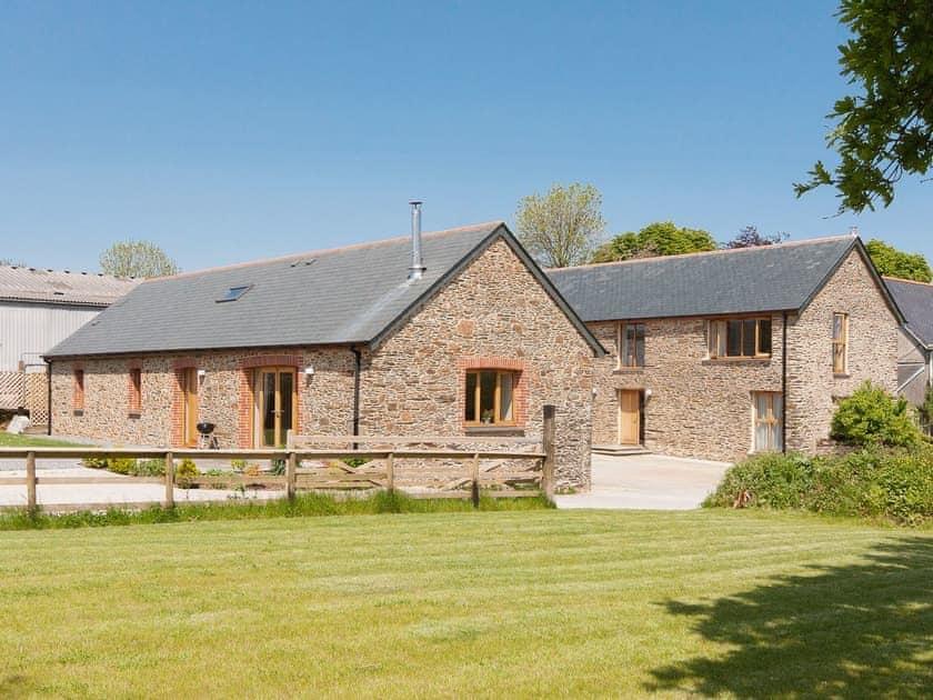 The accommodation is part of an extensive farm conversion | Blackdown Farm, Manor Barn, Blackawton, nr. Dartmouth