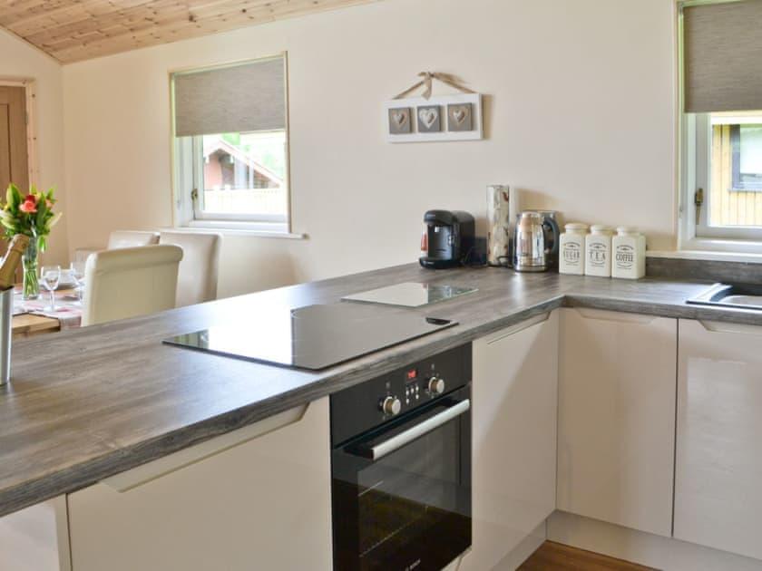 Well equipped kitchen | Pine Marten, Otterburn, near Rothbury