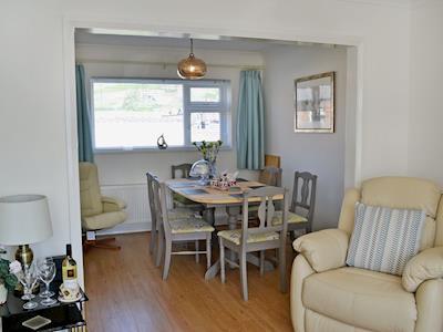 Spacious living/dining room | Hafod Wen, Llandudno