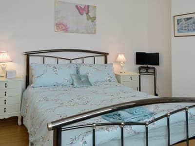 Comfortable double bedroom | Hafod Wen, Llandudno