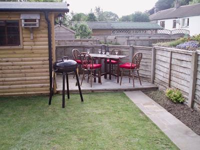 Garden | The Hayloft, Great Urswick near Ulverston