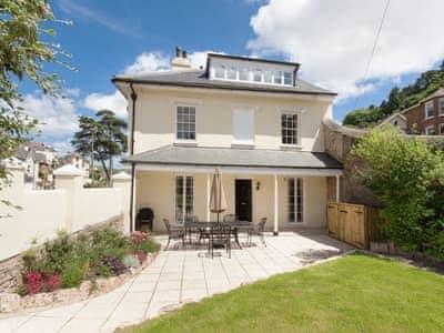 Lovely property in delightful garden | Hawkins, Dartmouth