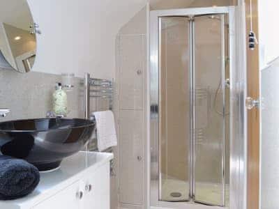 Shower room | Glennydd, Bronant, near Aberystwyth
