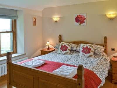 Master bedroom | The Farmhouse, Biggin by Hartington, near Buxton