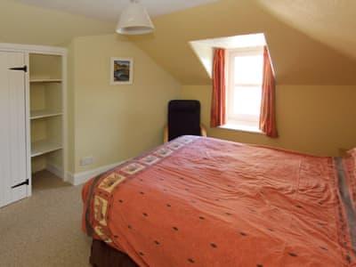 Comfortable bouble bedroom | Ivybank Cottage, Lamlash, Isle of Arran