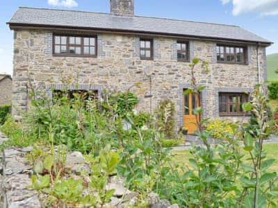 Exterior | Y Felin Barn, Llawryglyn, near Llanidloes