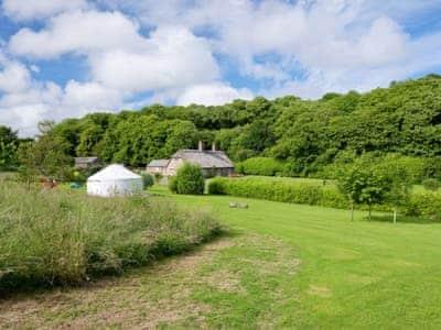 Exterior & grounds | Greenwood Grange Cottages - Henchard, Higher Bockhampton, near Dorchester