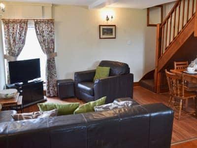 Open plan living space | Millstone, Biggin by Hartington, near Buxton
