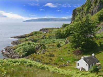 Spectacular, secluded Highland getaway | Tigh Beg Croft, Lerags, near Oban