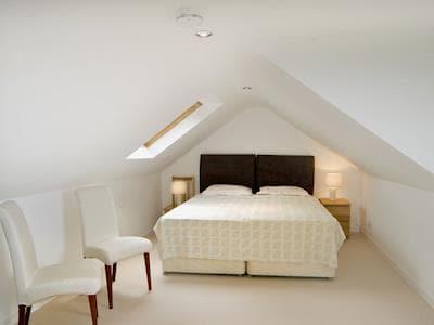 Twin bedroom | Tigh Beg Croft, Lerags, near Oban