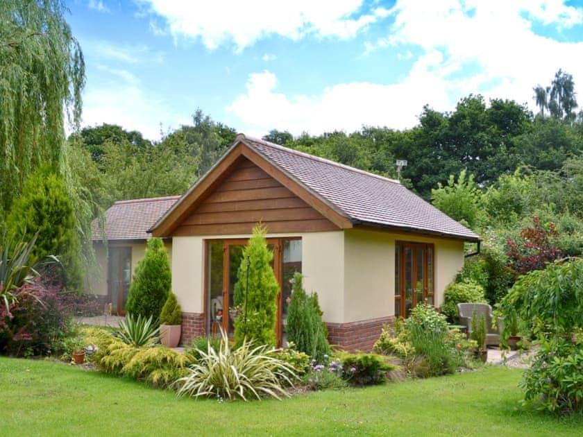 Pretty property set in delightful garden | Moorland Lodge, Holt Wood, near Wimborne