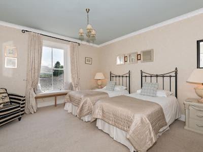 Twin bedroom | Holly House, Pooley Bridge, near Ullswater