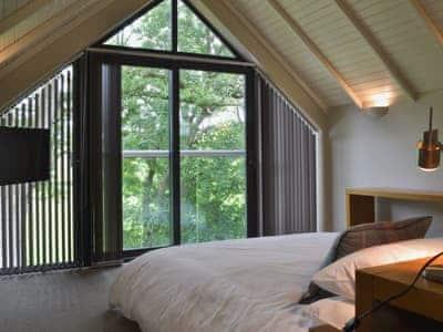 Bedroom | Lodge 3 - Mill Race Lodges, Llangunllo, near Knighton
