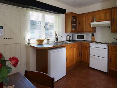 Open plan living/dining room/kitchen | Abbotsea - Greenwood Grange Cottages, Higher Bockhampton, near Dorchester
