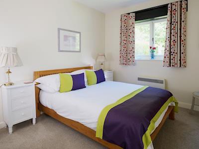 Double bedroom | Abbotsea - Greenwood Grange Cottages, Higher Bockhampton, near Dorchester