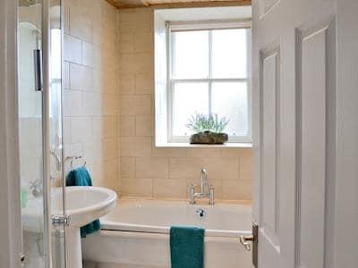 Bathroom | Number One, Cellardyke, near Anstruther