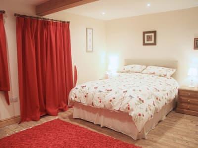 Comfortable double bedroom | Peggy's Barn, Mallerstang, near Kirkby Stephen