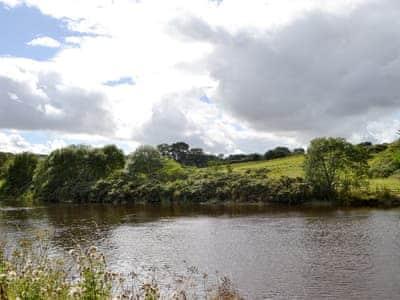 Surrounding area | Oake Cottage, Warkworth, near Amble