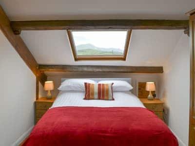 Comfortable double bedroom | Emily's View, Ireby, near Keswick