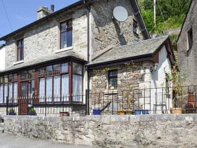 Exterior | Rose Cottage, Lindale, near Grange-over-Sands