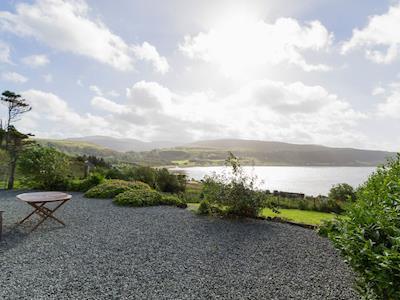 Panoramic coastal views | Glenview Cottage, Uig, Isle of Skye
