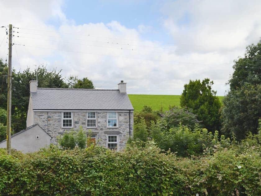 Brynaureau Cottage