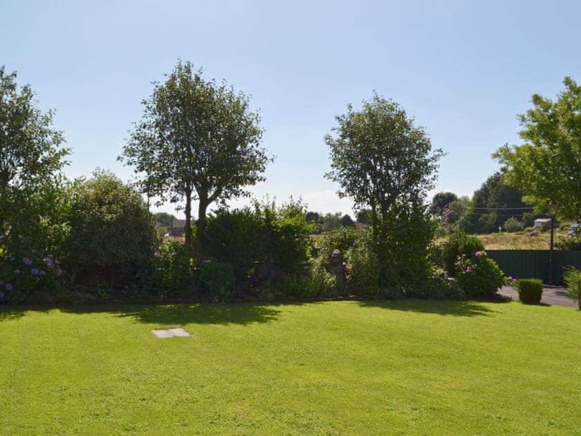 Garden | Hillcrest House, Brown Edge, near Leek