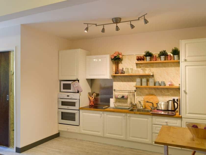Annexe kitchen area | Hillcrest House, Brown Edge, near Leek