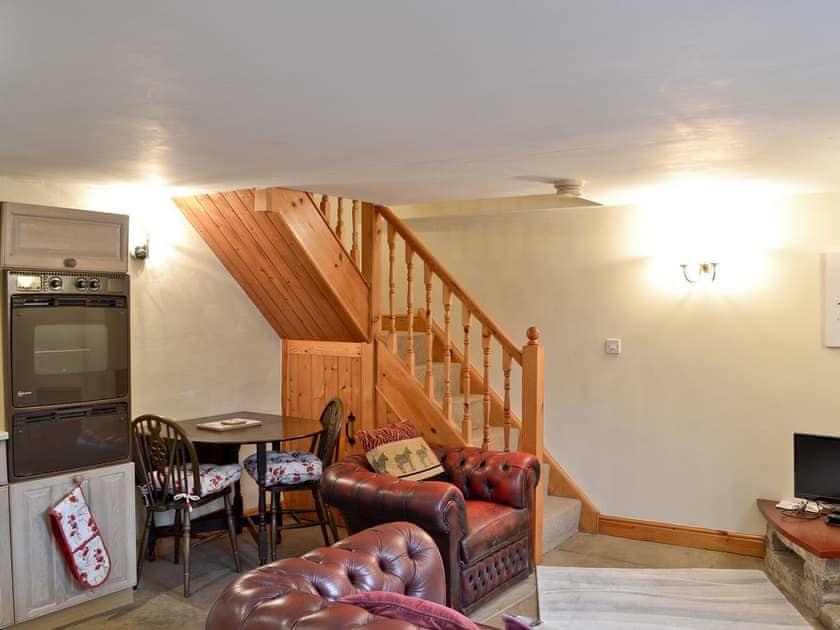 Open plan living space | Robins Nest - Willersley Farm, Cromford, near Matlock