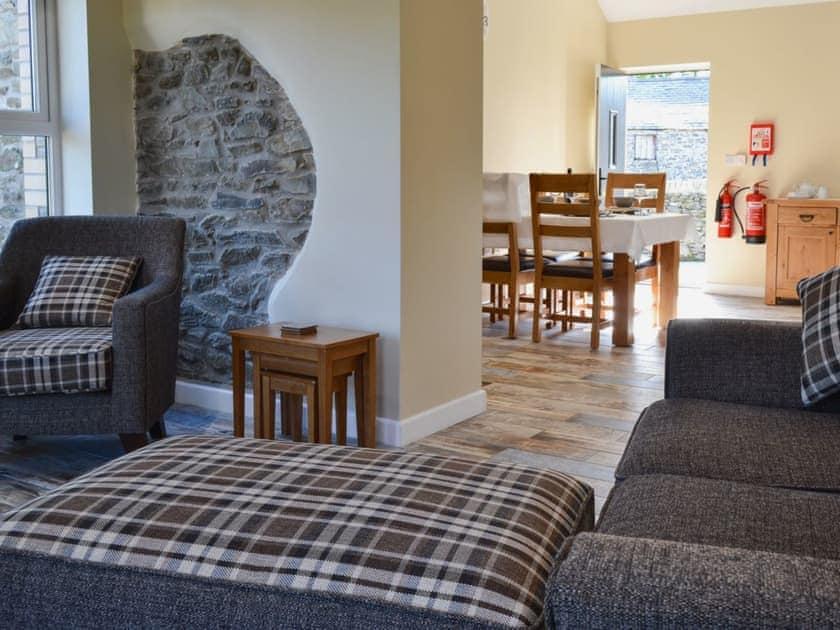 Living room | Roath - Hafan Dawel Cottages, Cilcennin, near Aberaeron