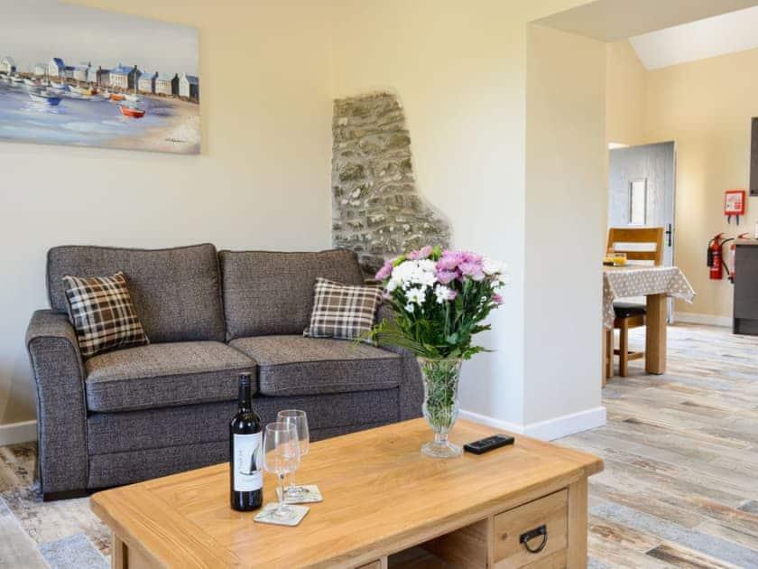 Living room | Tawelfan - Hafan Dawel Cottages, Cilcennin, near Aberaeron