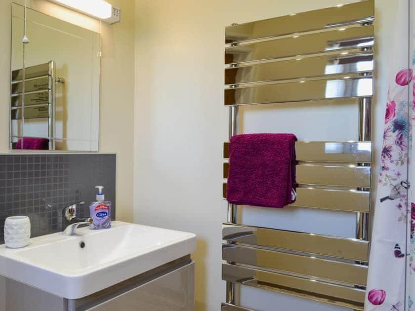 Shower room | Tawelfan - Hafan Dawel Cottages, Cilcennin, near Aberaeron