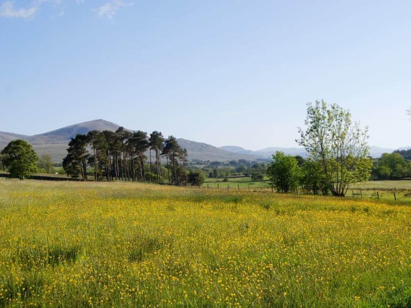 Surrounding area | Blencathra - Blakebeck Farm, Mungrisdale, near Threlkeld