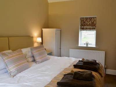 Bedroom | The Garden Cottage - Thorpe Hall Cottages, Rudston, near Bridlington