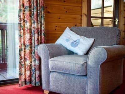 Living room | Bainloch Lodge, Sandyhills, near Dalbeattie