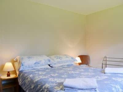 Double bedroom | Glanlleiriog, Llanrhaeadr-ym-Mochnant