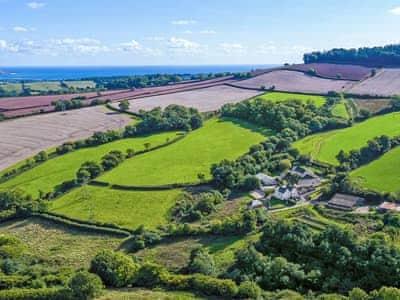 Breathtaking coastal views | Ashcombe, Ashcombe, nr. Dawlish