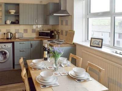 Stylish dining area | Emily's Nook, Ireby, near Keswick