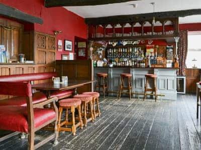 Pub below the property | Emily's Nook, Emily's View, Ireby, near Keswick