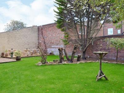 Big, lawned garden | Butterfly Lodge, Bridlington