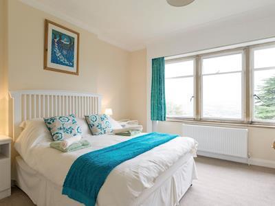 Double bedroom | Aislaby Hall - Aislaby Hall, Aislaby, near Whitby