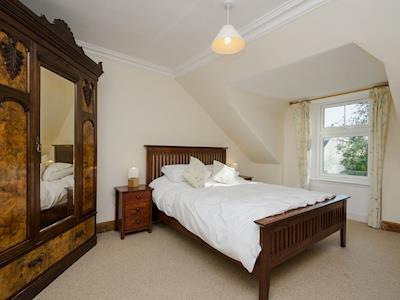 Double bedroom | Bayview, Carradale