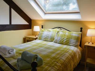 Double bedroom | Wickwoods, Wath, near Pateley Bridge