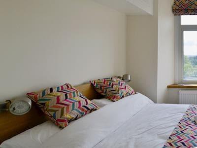 Romantic double bedroom   Gemstone Cottage, Settle