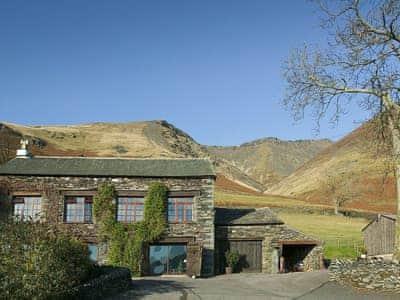 Stunning location | Blease Barn, Threlkeld