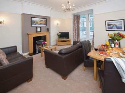 Living room/dining room | Marley's Den, Keswick