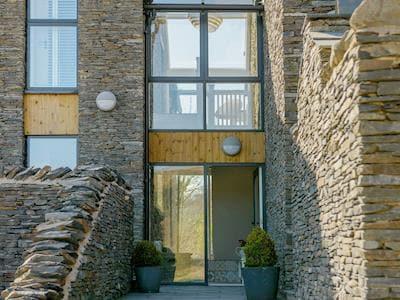 Contemporary slate built property | The Dormouse - The Nests, Newby Bridge