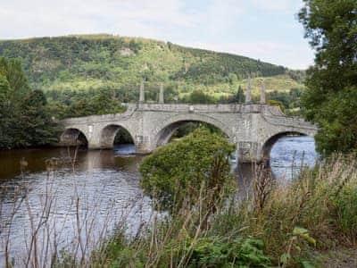 River Tay, Aberfeldy | Aberfeldy, near Pitloc