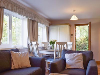 Wood-floored living area | Ash Cottage, Fylingthorpe